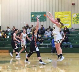 Hay Springs Rally Falls Short Against C-K