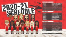 Husker Women Announce Basketball Schedule