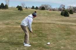 Season Best Score Leads Chadron Golfers To 3rd Place Finish, Berry Takes 5th