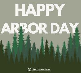 It's Arbor Day