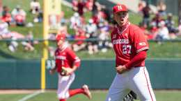 Huskers Wear Down Penn State, 8-2