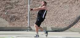 Eagles Continue To Improve During Kearney Meet