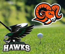 Hay Springs' Varvel Wins Panhandle Conference Golf Title, Crawford's Swanson Fourth