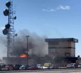 Fire Causes Estimate $3M Damage At Terminal In BNSF Alliance Yard