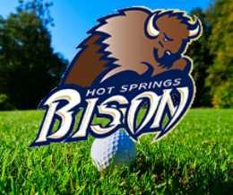 Harris Takes 5th At BHC Golf