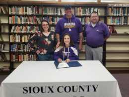 Rempp To Play Hoops At Northland College
