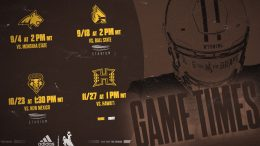 Wyoming Learns More TV Designations, Kickoff Times