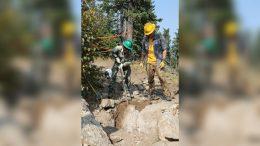 Maintenance Being Performed On Popular Black Hills Trail