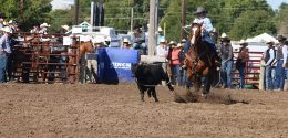 CSC Breakaway Roper Finishes Fourth At National Rodeo