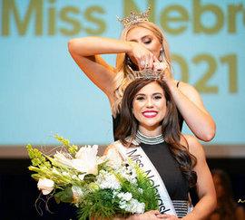 Second Generation Miss Nebraska Crowned; Panhandle Provides the New Miss Nebraska OT