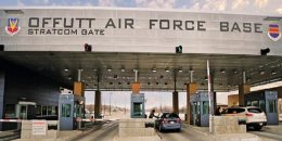 Offutt Air Force Base's 55th Wing Gets Historic New Leader