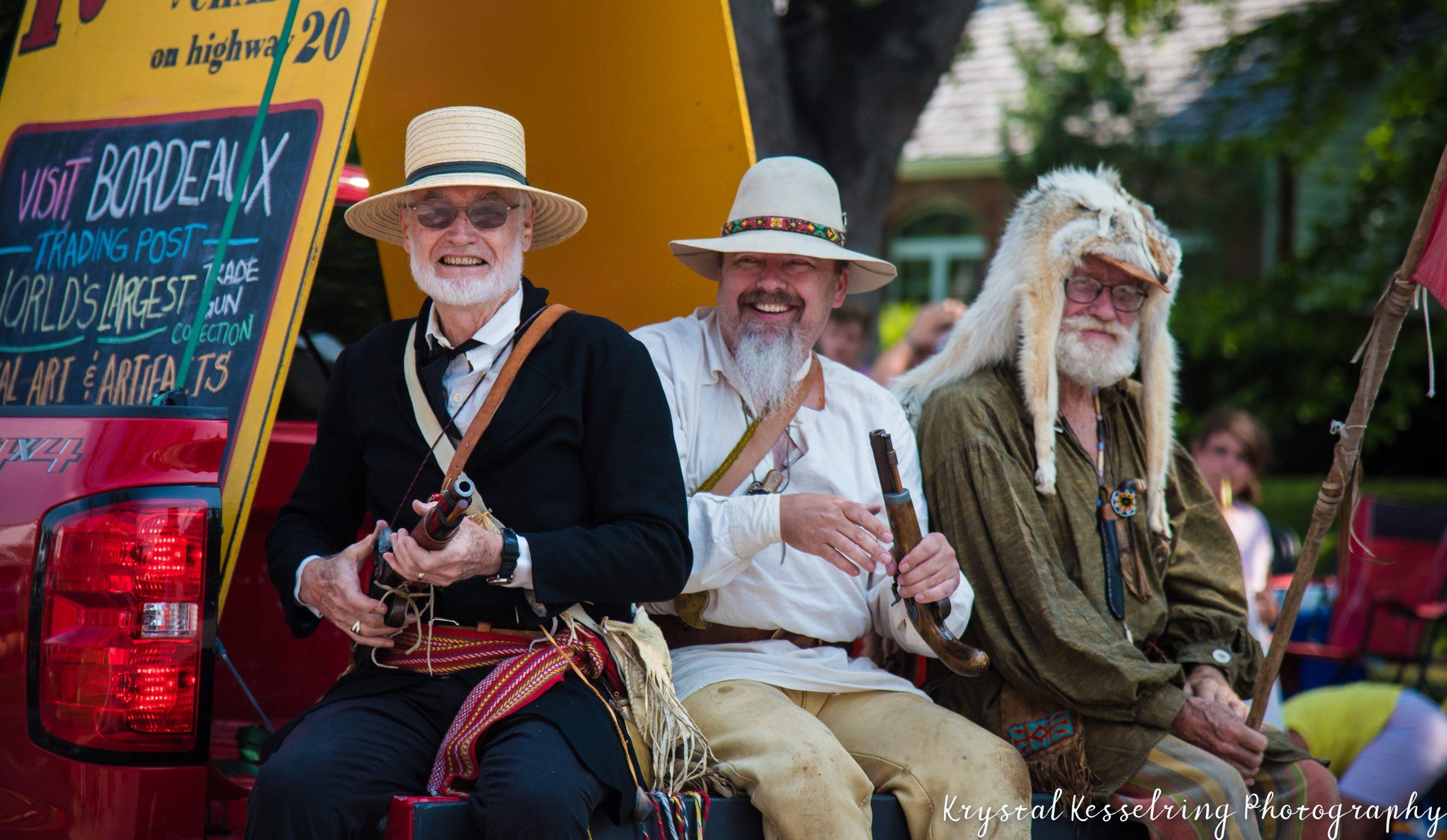 Fur Trade Days Parade