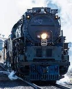 U-P Big Boy 4041 Steam Locomotive To Pass Through Panhandle Thursday