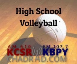 Subdistrict Volleyball Begins Tonight