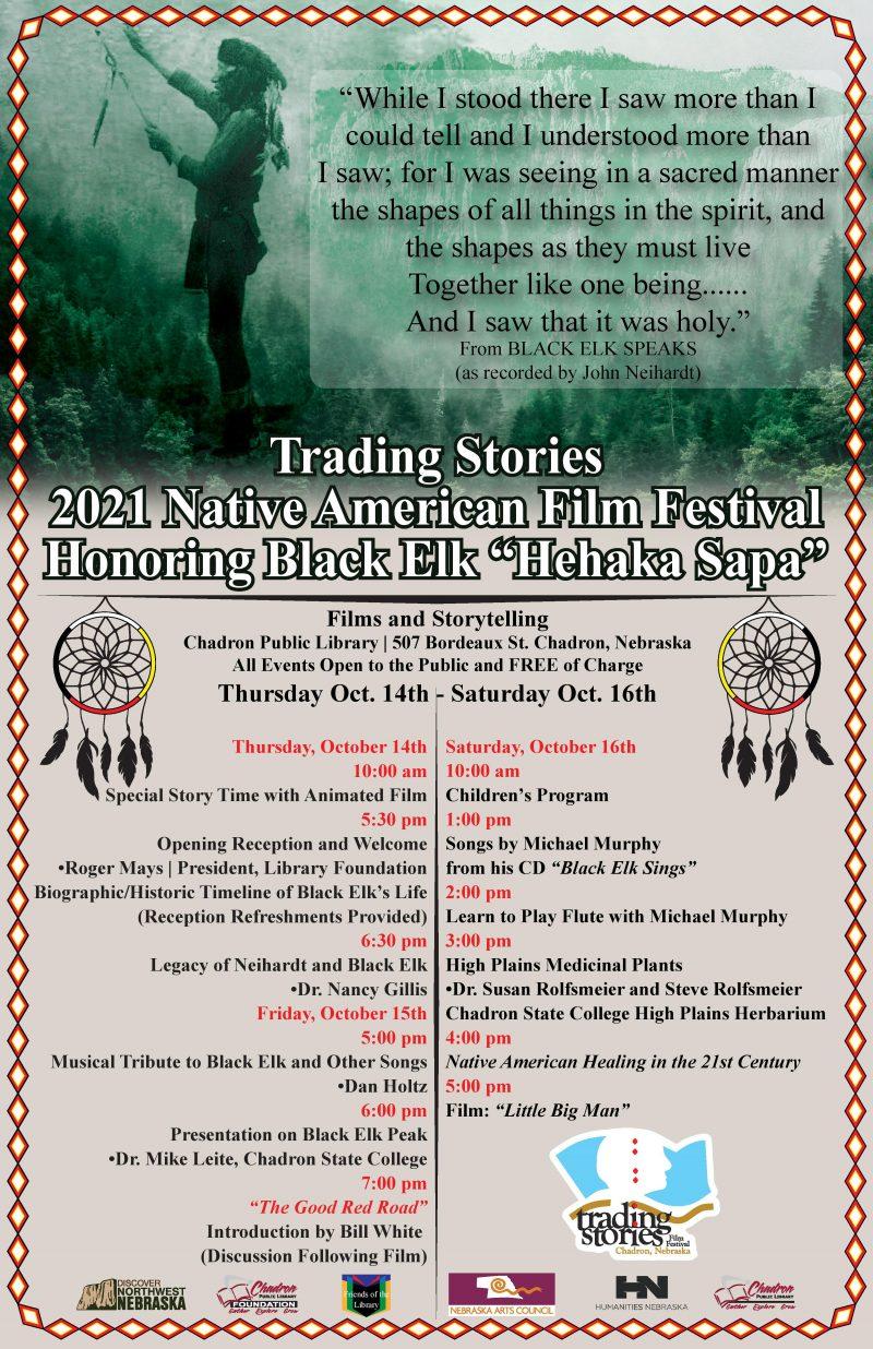 Trading Stories, Native American Film Festival