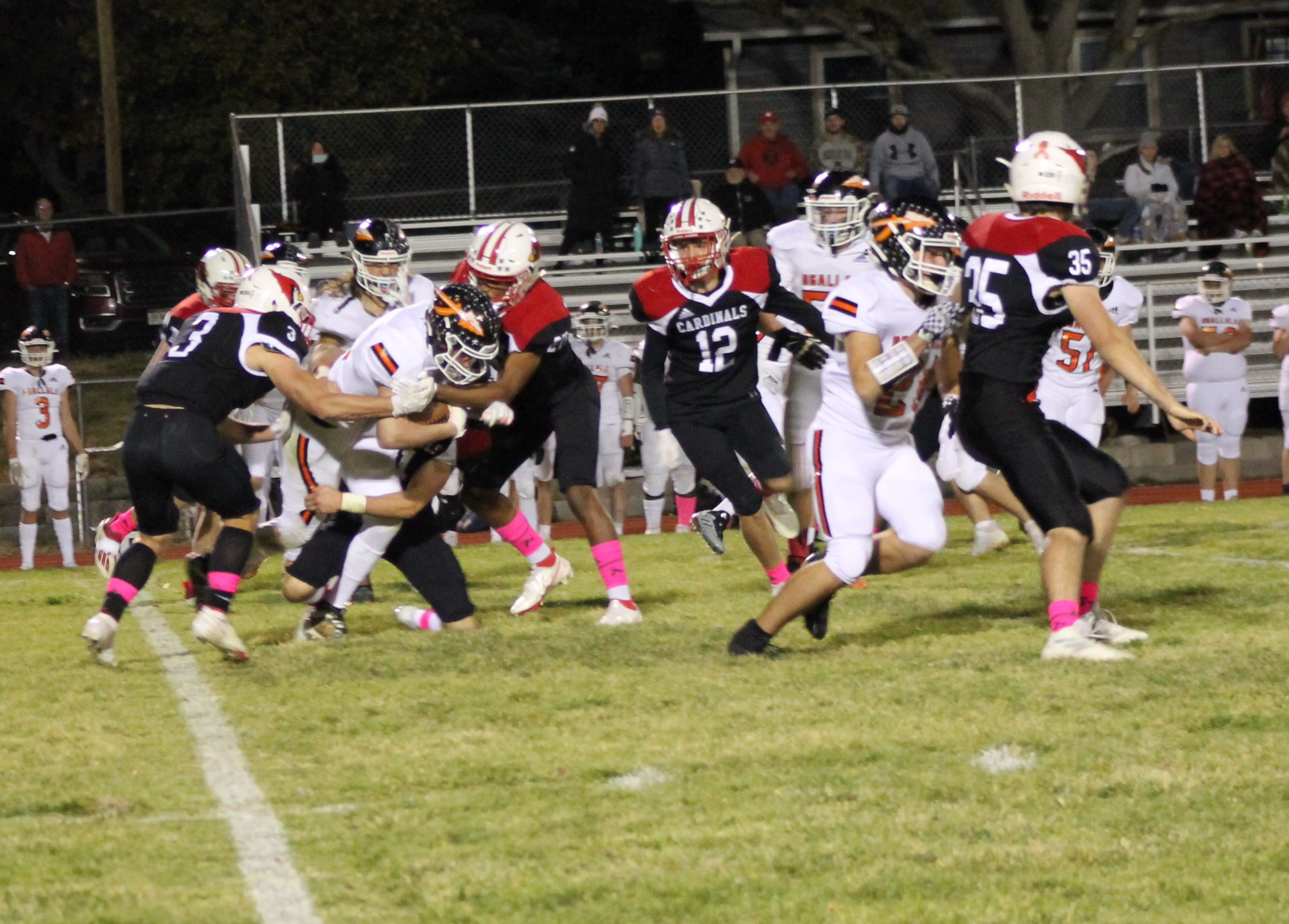 Chadron To Open C-1 Playoffs With Battle Creek