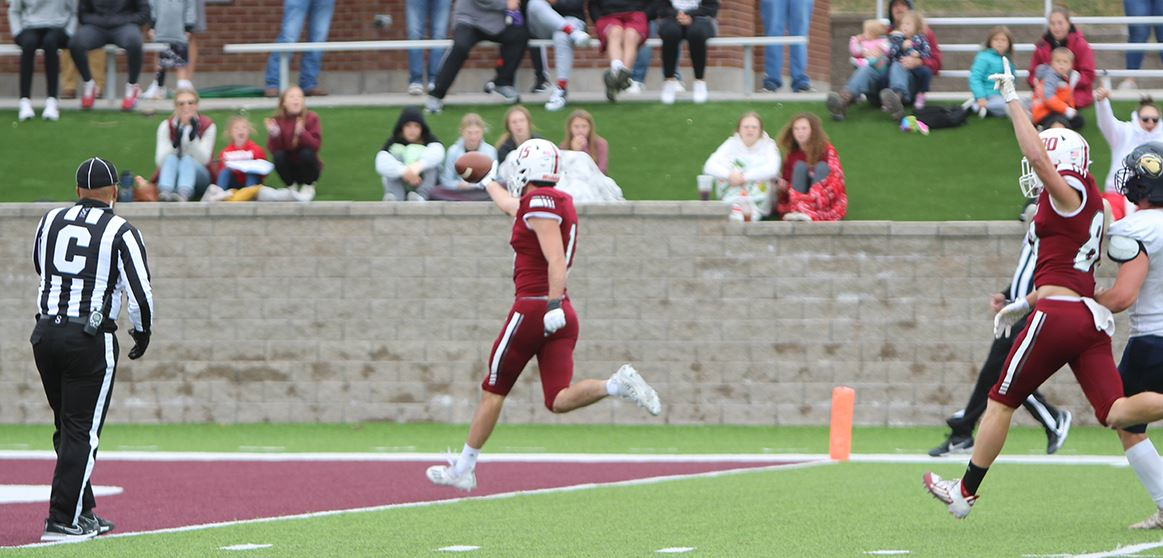 Mikelson Earns Weekly RMAC Honors