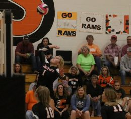 Panhandle Conference VB Set For Chicoine Center