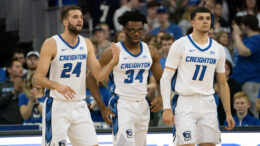 Creighton Runs Past Omaha 94-67