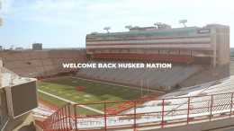 Huskers Set To Welcome Back Fans