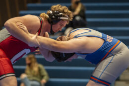 Chadron, Gordon-Rushville Wrestlers Take To The Mats In Omaha