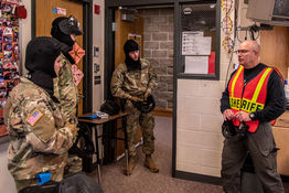 Successful Active Shooter Training For 1057th