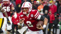 Martinez Beats Out McCaffrey For Huskers' Starting QB Job
