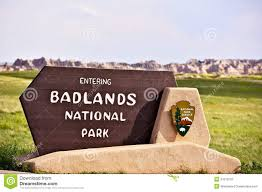Scenic Road In Badlands NP Closed By Landslide