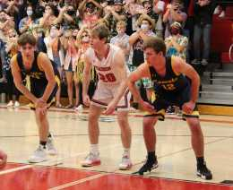 Chadron Boys Will Try To Buck Trend And Beat Mitchell In Subs