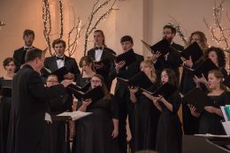 CSC Concert Choir In Concert Sunday