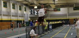 LJ Good Event For CSC Men At RMAC Indoor Meet