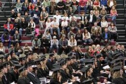 CSC Winter Commencement Friday