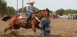 College Rodeos Resume This Weekend