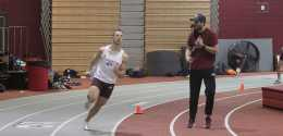 Fawver Selected RMAC Indoor Freshman Of The Year