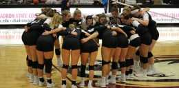 Seven New Eagles To Join Volleyball Team This Fall