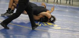 CSC Freshman Scores Upset As No. 2 Kearney Wins Dual Meet
