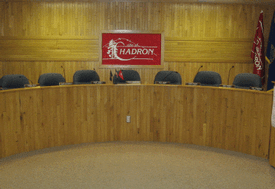 Chadron City Council Agenda March 1, 2021