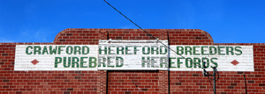 Hereford Crossroads Coming To Crawford To Celebrate the Crawford Hereford Breeders Association