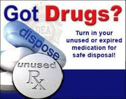 Saturday Is Drug Take Back Day In Chadron And Alliance