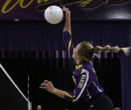 Sioux County & Gordon-Rushville Volleyball Push For State Bids