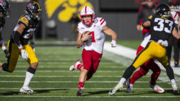 Nebraska Backup QB Luke McCaffrey, Two Others Enter Transfer Portal