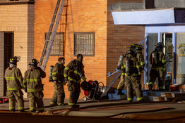 Electrical Issue Blamed For Downtown Chadron Fire