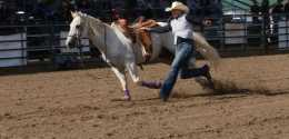 CSC Cowgirl Wins All-Around Title Again