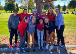 Chadron Girls Golfers Take 2nd In Alliance