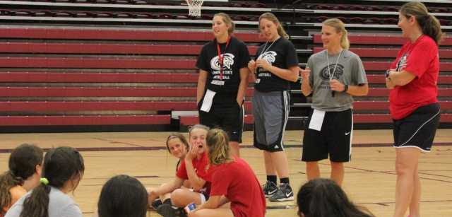 Chadron State College Hoop Shoot Draws 64 Teams