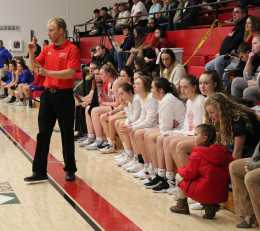 McLain Steps Down As Chadron Girls Basketball Coach (Updated w/ Audio)