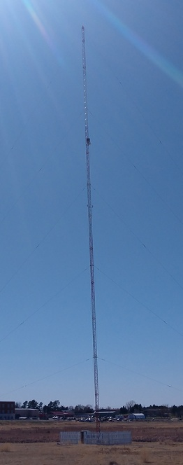 KCSR-AM Off The Air Much Of Saturday For Tower Painting - UPDATE
