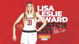 Cain Named to Lisa Leslie Award Watch List