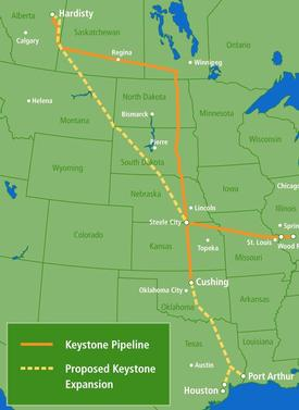 Federal Judge Denies Request To Halt Keystone XL Work