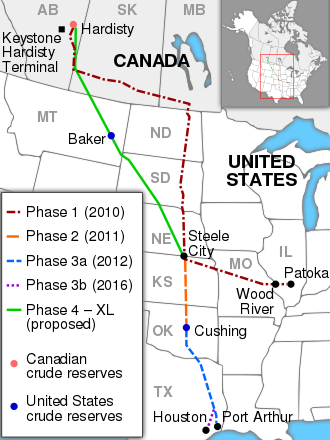 Biden Expected To Rescind Keystone XL Permit